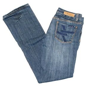 7 for all Mankind, regular bootcut Jeans, size 29